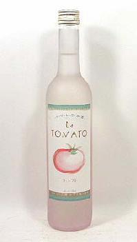 ト・マ・トのお酒 La TOMATO 18% 500ml 合同酒精