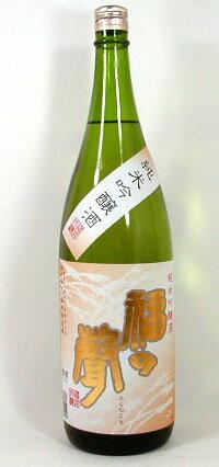 【 6本セット】福井酒造 福の声 純米吟醸酒 1800ml ×6本[三重県]