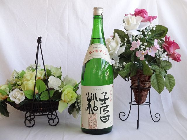 【 6本セット】盛田 子乃日松 純米吟醸 1800ml×6本