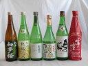 【キャッシュレス5%還元】金賞受賞蔵 定番飲み比べ日本酒6本セット 720ml×6本 お歳暮 クリスマス