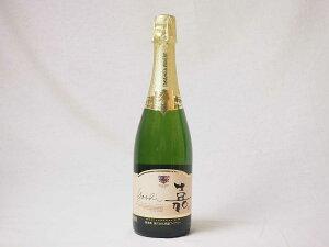 高畑 嘉スパークリングスウィート マスカットオレンジ 甘口スパークリングワイン(山形県) 750ml×1本