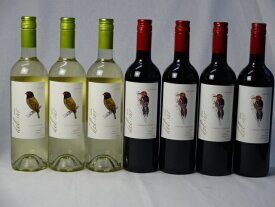 チリ白赤ワイン7本セット デル・スール カベルネ・ソーヴィニヨン フルボディ4本 デルスール ソーヴィニヨン ブラン 辛口3本 750ml×7本 バレンタイン