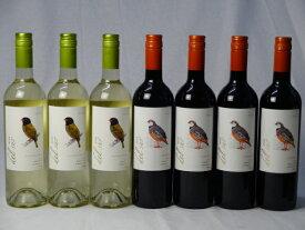 チリ白赤ワイン7本セット デル・スール カルメネール ミディアムボディ4本 デルスール ソーヴィニヨン ブラン 辛口3本 750ml×7本 バレンタイン