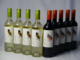 チリ白赤ワイン9本セット デル・スール カルメネール ミディアムボディ5本 デルスール ソーヴィニヨン ブラン 辛口4本 750ml×9本 バレンタイン