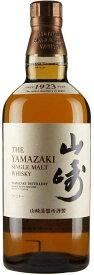 ご進物贈り物 サントリーウイスキー 山崎 シングルモルト 43度 yamazaki whisky 700ml(ギフト対応可)