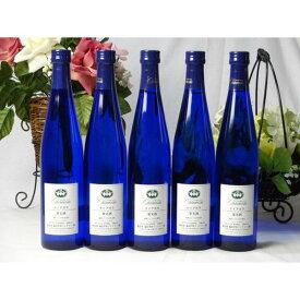 ワインセット シャンモリ甘口ワイン5本セット(ナイアガラ5本) 国産ぶどう100%使用 500ml×5本 盛田甲州ワイナリー(山母の日 父の日