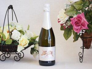 イタリア甘口スパークリング白ワイン 天使のアスティ 750ml×1