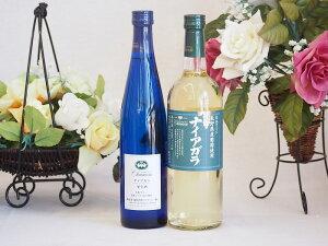 日本産ナイアガラワイン2本セット 720ml 500ml