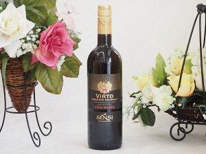 イタリア赤ワイン センシィ ヴィルト ロッソ 750ml×1本