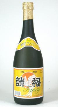 【 6本セット】請福酒造 本場泡盛 請福ファンシー 35度 720ml×6