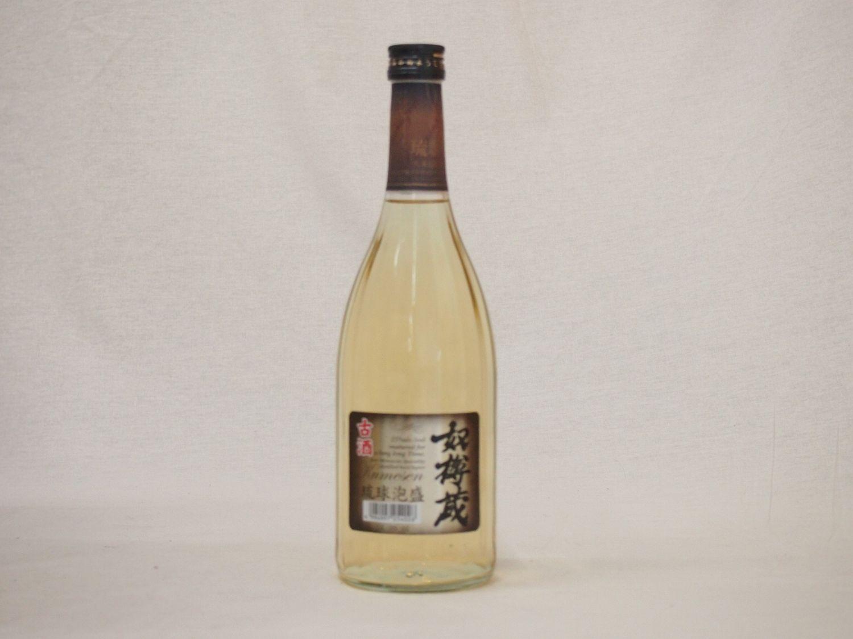 【 6本セット】久米仙酒造 長期熟成古酒 泡盛 奴樽蔵 25度 720ml×6