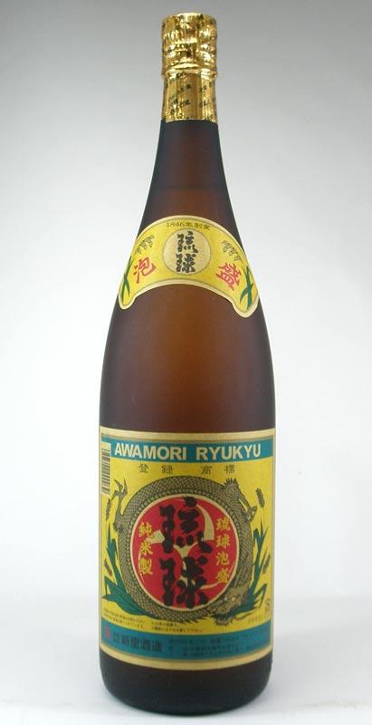 【 6本セット】新里酒造 琉球クラシック 古酒泡盛 25度 1800ml×6