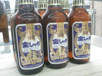 金賞(ジャパンビアグランプリ2003)金しゃち(青ラベル)ピルスナータイプ330ml×6本