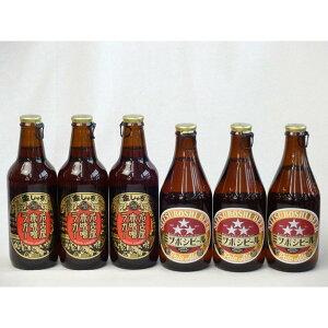 クラフトビールパーティ6本セット名古屋赤味噌ラガー330ml ミツボシペールエール330ml
