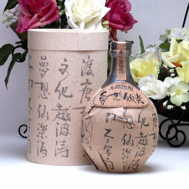 【 6本セット】シェリー樽貯蔵40度限定品 光酒造 長期熟成麦焼酎 夢想仙楽 40度 720ml