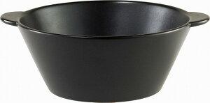 3セット IH対応陶器 陶製ラーメン鉢 黒×3セット 母の日 父の日