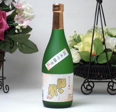 【 6本セット】福井酒造 福の声 純米吟醸酒 720ml ×6本[三重県]