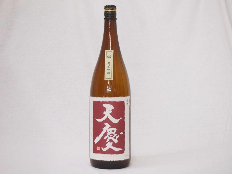 【 6本セット】早川酒造 純米吟醸酒  天慶 1800ml ×6本 [三重県]