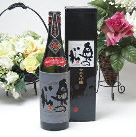 奥の松酒造 純米大吟醸を蒸留した米100%の新しい日本酒 全米大吟醸 720ml[福島県]