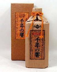 【 6本セット】今帰仁酒造 長期熟成古酒 泡盛 千年の響 25度 720ml×6