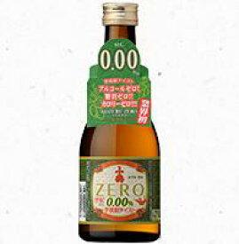 5本セット ノンアルコール焼酎 カロリーゼロ糖質ゼロ 小鶴ゼロ300ml×5本 瓶 小正醸造(鹿児島)