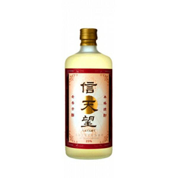 【 6本セット】白露酒造 麦焼酎 信天望 720ml×6本