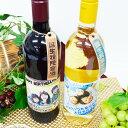 写真入り 名入れ ラベル ギフト 酒 (ワイン白・赤) 白ワイン 赤ワイン 750ml[ギフト箱入]【送料無料】※北海道・沖縄…