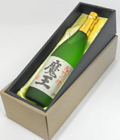 【ギフト包装無料】魔王 720ml【豪華布張り化粧箱入り】
