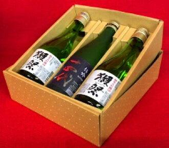 """Dassai 勱 daiginjo 50 300 毫升 × 2 + 14 先進唱歌學生存儲 300 毫升 × 1 本書""""喝比較設置。"""""""