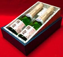 【ギフト包装無料】獺祭 発泡にごり酒 50 スパークリング 360ml【2本セット】《ギフト化粧箱入り》※【クール便推奨品】
