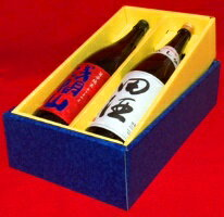 【ギフト包装無料】田酒 特別純米酒 + 浅間山 旨辛純米【1800ml×2本セット】【ギフト化粧箱入】