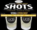 LIQS 50ml×4本 ウォッカ レモンドロップ