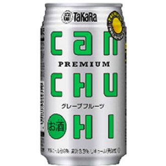 Takara罐裝Chu-Hi西柚350ml*24罐(1箱)