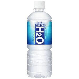 スーパーH2O 600ml×24本 PET