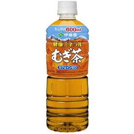 伊藤園 健康ミネラルむぎ茶 600ml×24本 (1ケース)
