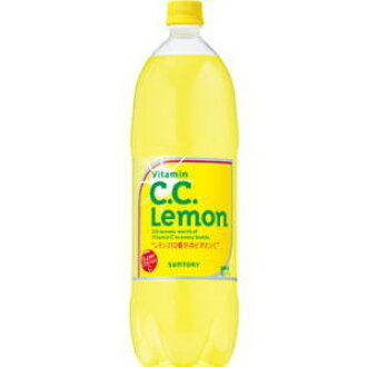 Suntory C c.c. lemon 1.5 L x 8 book (1 case)