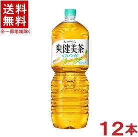 [飲料]★送料無料★※2ケースセット コカ・コーラ 爽健美茶 (6本+6本)2LPETセット (12本)(2000ml)(Coca-Cola)