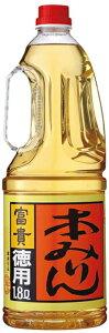 [みりん]2ケースまで同梱可★富貴 徳用 本みりん 1.8Lペット 1ケース6本入り (ふうき)(本味醂)(1800ml)(PET)合同酒精