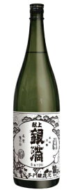 [芋焼酎]9本まで同梱可★25度 献上銀滴 1.8L瓶 1本 (1800ml)酒蔵王手門