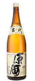[芋焼酎]9本まで同梱可★本格焼酎 五代原酒 37度 1.8L瓶 1本 (1800ml)(さつま五代)山元酒造