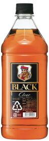 [ウイスキー]12本まで同梱可★アサヒ ブラックニッカクリア 1.8LPET 1本 ニッカブレンデッドウイスキー(NIKKA)(1800mlペット)【RCP】※【lucky5days】