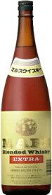 〔ウイスキー〕9本まで同梱可★37度 マルスウイスキー エクストラ 1.8L 1本 (国産)(whisky)(37%)(ブレンデッドウイスキー)(1800ml)本坊酒造株式会社【RCP】