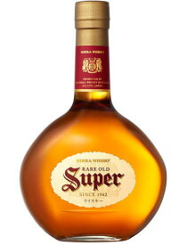 [ウイスキー]24本まで同梱可★スーパーニッカ 700ml 1本 (ブレンデッドウイスキー)(Super NIKKA WHISKY)アサヒビール