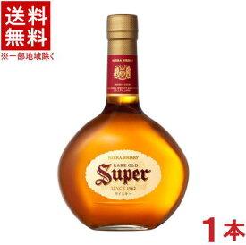 [ウイスキー]★送料無料★※ スーパーニッカ 700ml 1本 (ブレンデッドウイスキー)(Super NIKKA WHISKY)アサヒビール