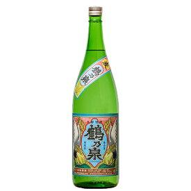 [麦焼酎] 鶴乃泉 つるのいずみ 25度 1800ml 神酒造 鹿児島 酒 お酒 ギフト 一升瓶 お祝い 宅飲み 家飲み 父の日