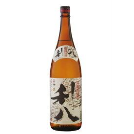 [ポイントUP中]芋焼酎 焼酎 芋 利八 りはち 25度 1800ml 吉永酒造 いも焼酎 鹿児島 酒 お酒 ギフト お祝い お歳暮