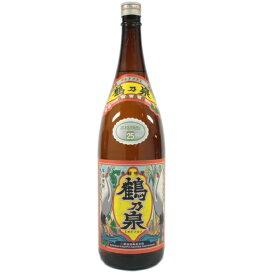 芋焼酎 焼酎 芋 鶴乃泉 つるのいずみ 25度 1800ml 神酒造 いも焼酎 鹿児島 酒 お酒 ギフト 一升瓶 お祝い お歳暮 お年賀