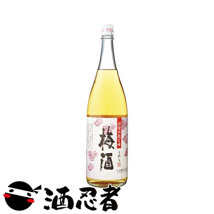 さつまの梅酒 14度 1800ml【魔王の蔵の梅酒】