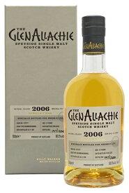 グレンアラヒー2006 13年バーボンバレル60.5%700ml