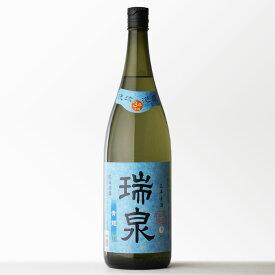 瑞泉(ずいせん)青龍 3年古酒 泡盛 30度 1800ml 瓶【RCP】